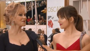 Dakota, don't bite the hand that gave you your career. Next!