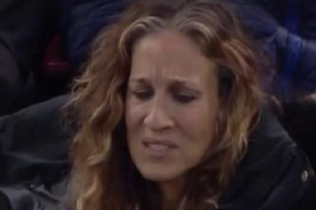 Fake facial garner Jennifer