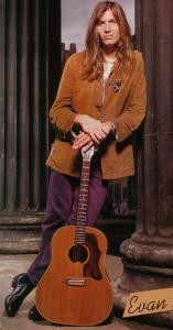 Evan Dando, 1993.