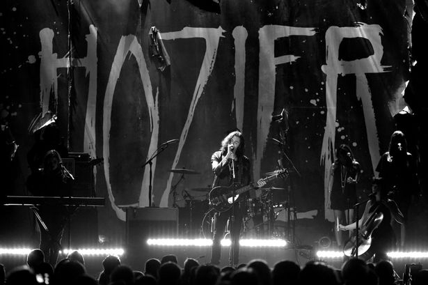The show is improving, and Hozier must have hired a stylist. Amen, amen.