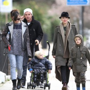 Gwen-Stefani-Gavin-Rossdale-London-Pictures